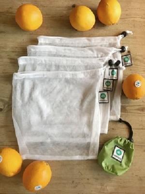 Fruktpåsar set om 4 2