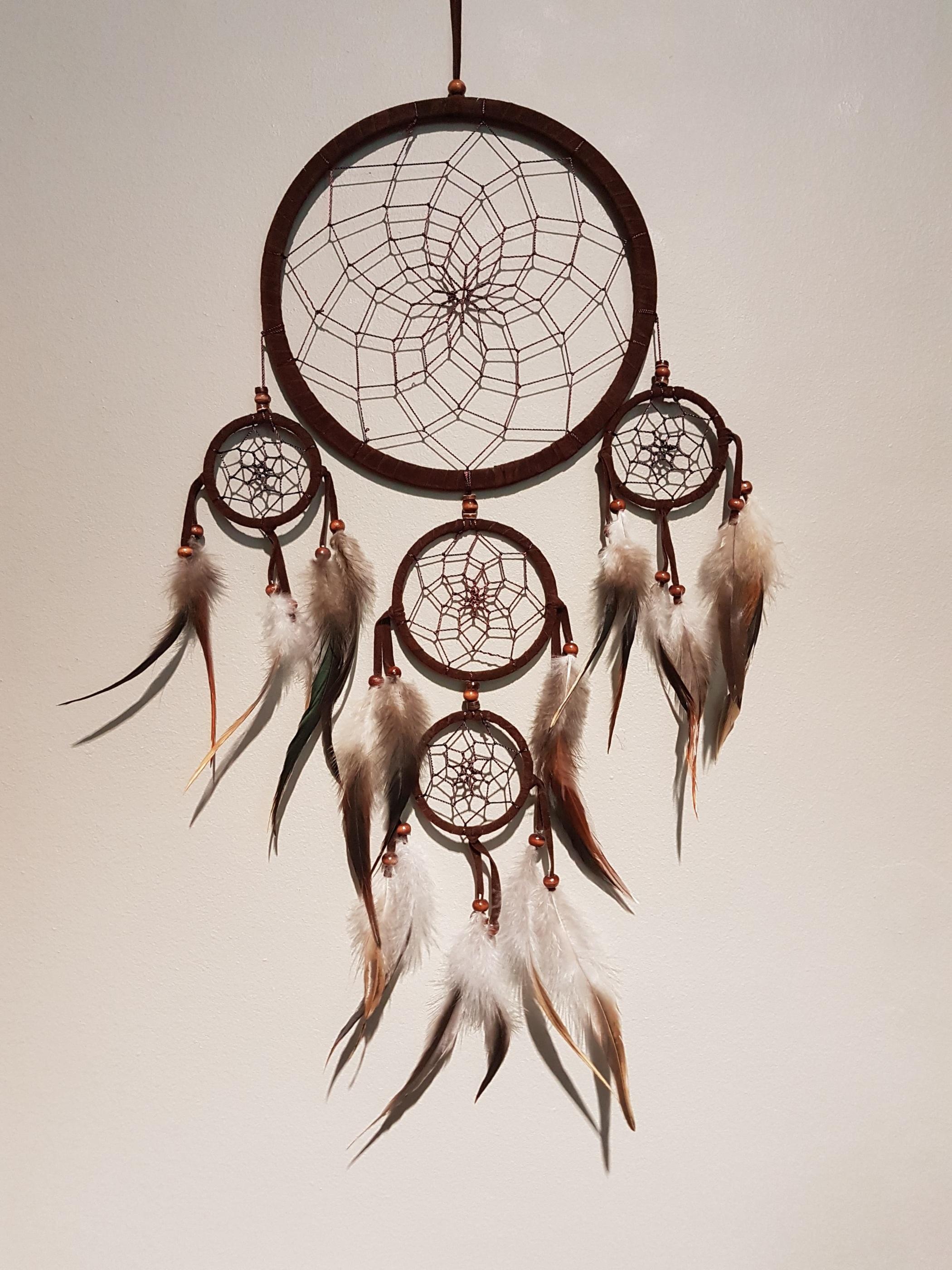 Drömfångare brun