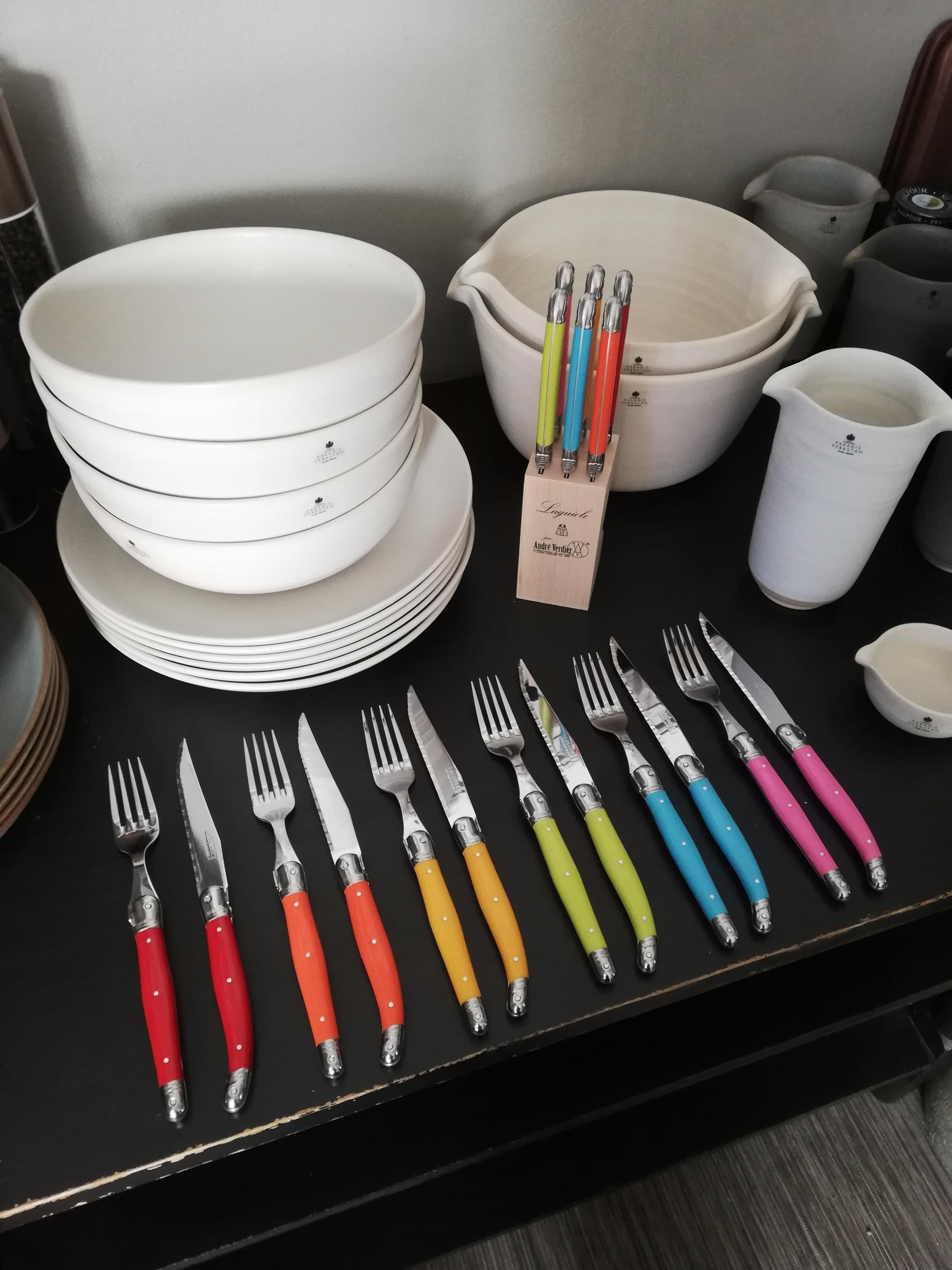 Knivar och gafflar