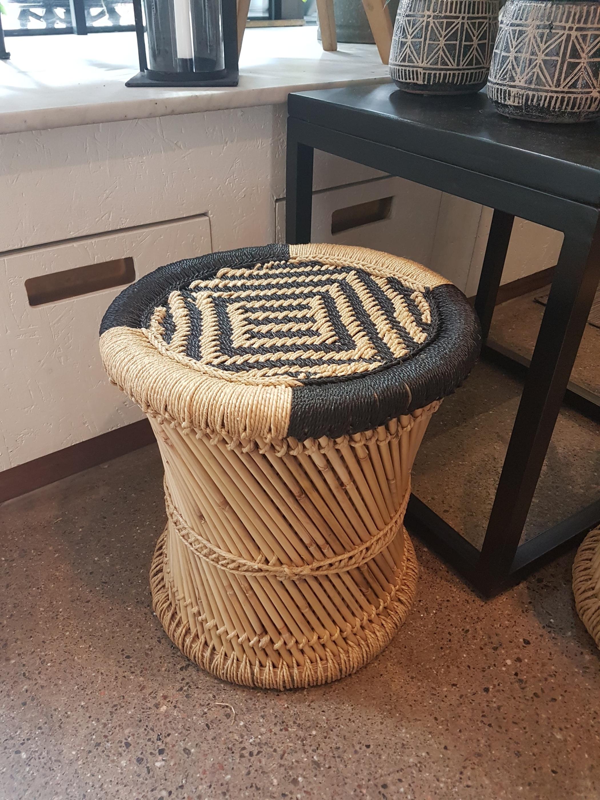Pall i bambu