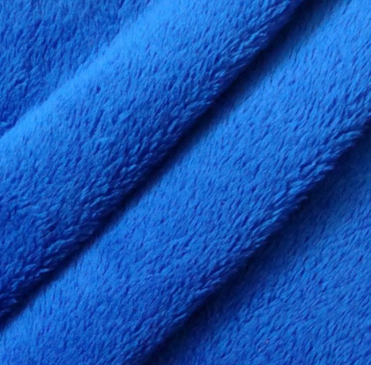 fleeceklarblå