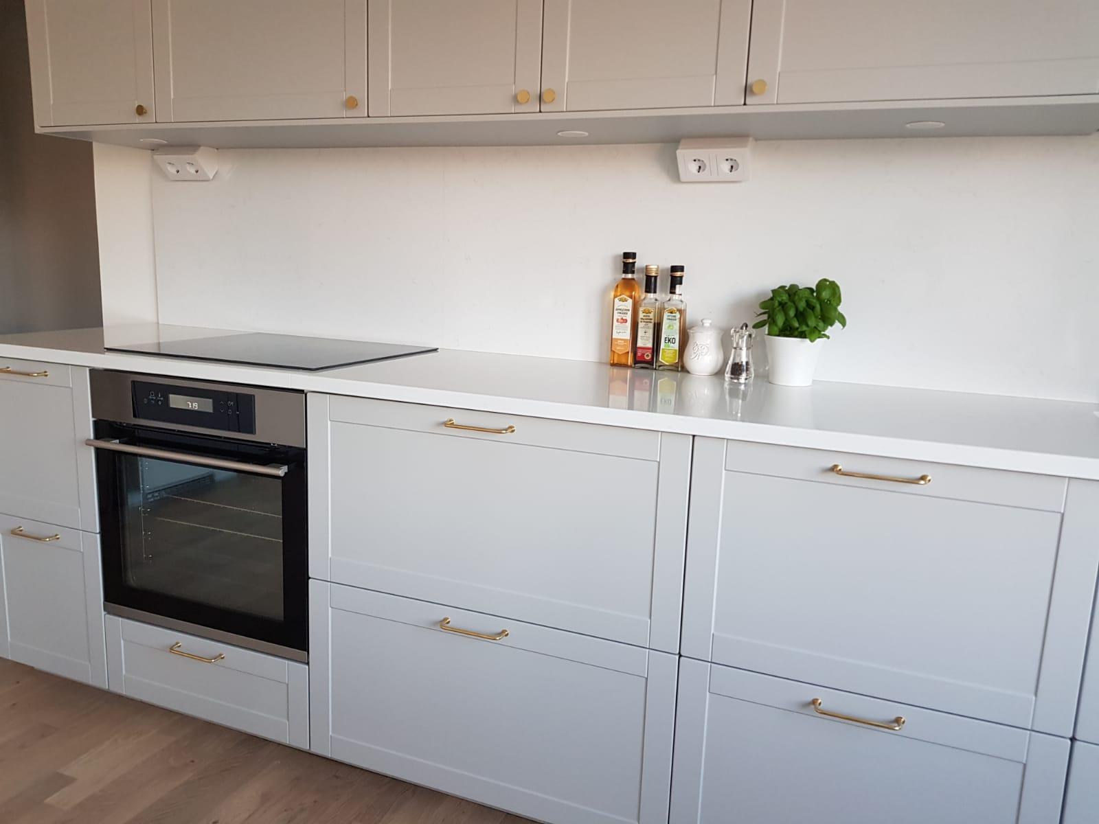 Luckor Till Ikea Kök Metod ~ IKEA Faktum och IKEA Metod Blanda köksluckor i samma kök