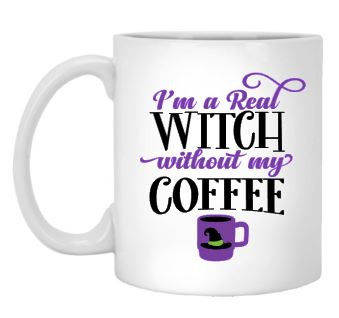 I'm a real witch