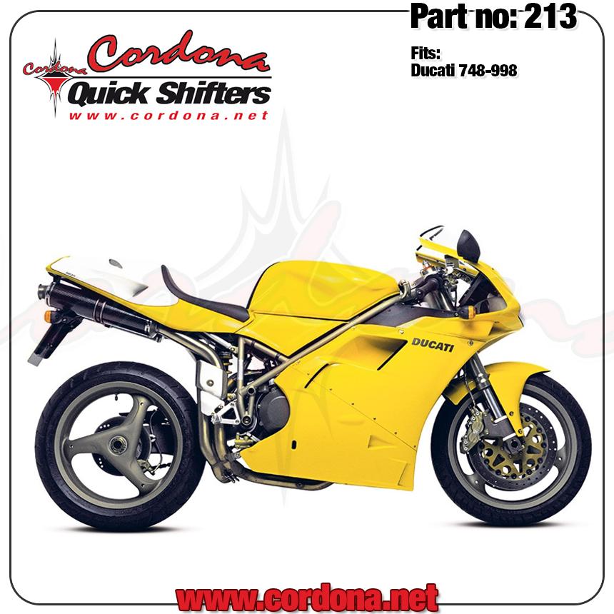 Cordona Quickshifter 213B