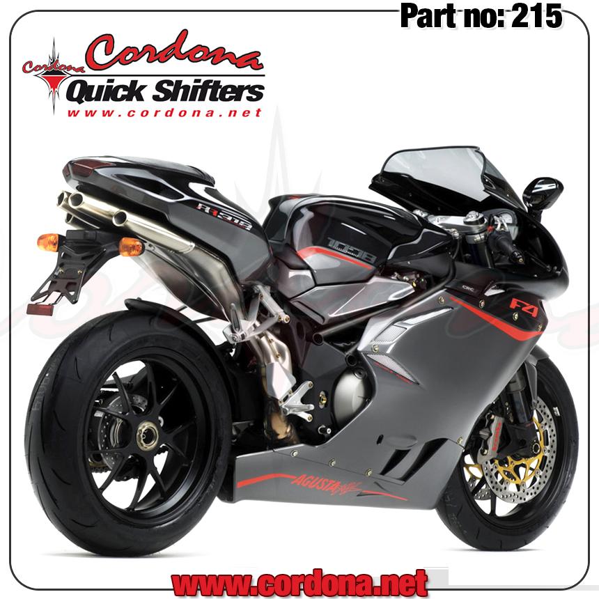 Cordona Quickshifter 215B