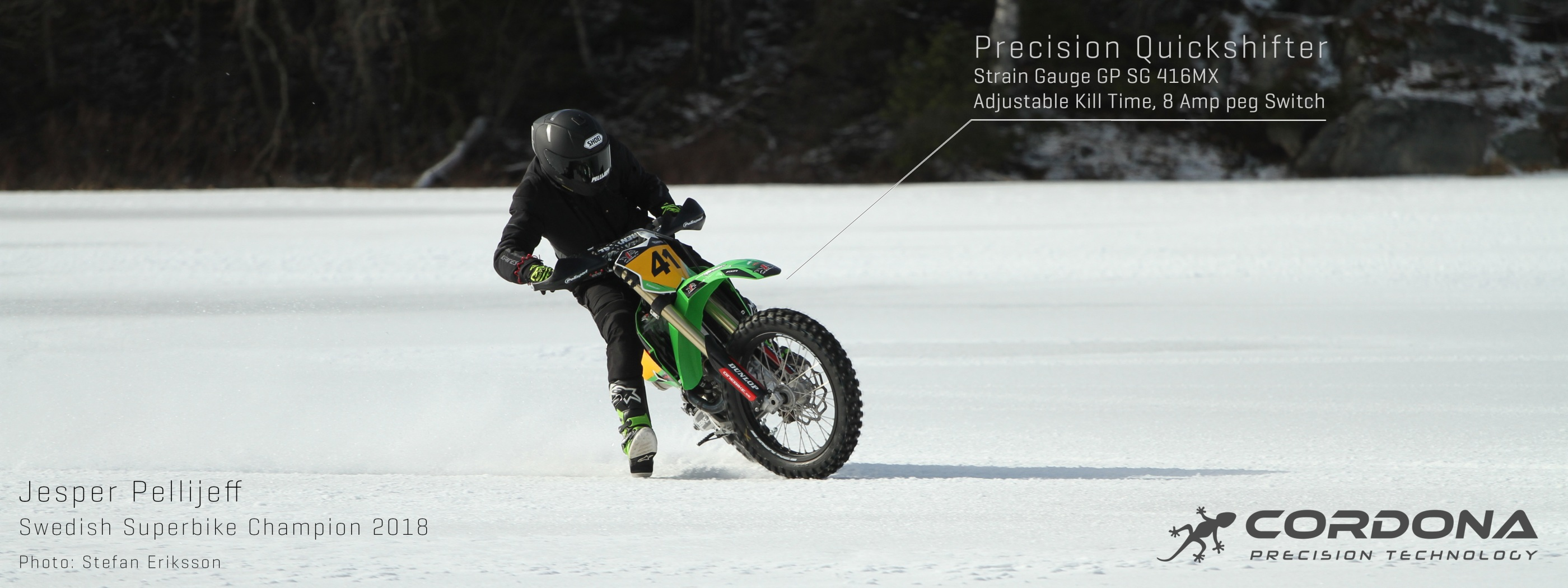 Pelljeff Ice 416MX