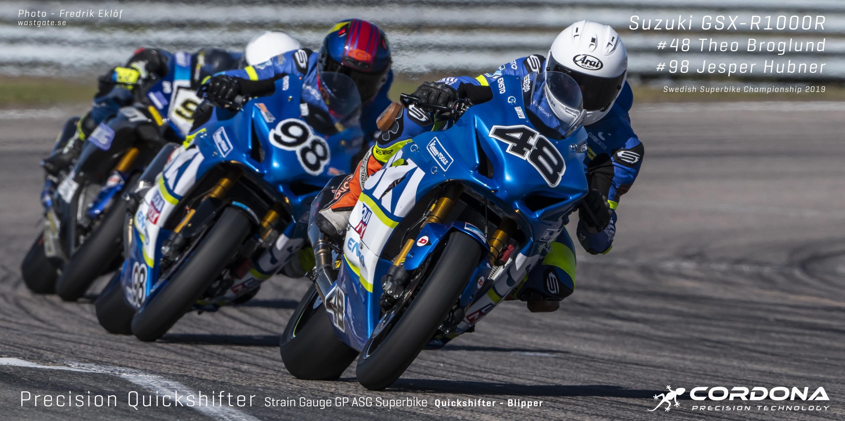 2019_SM_Anderstorp_Superbike_ Suzuki Sweden