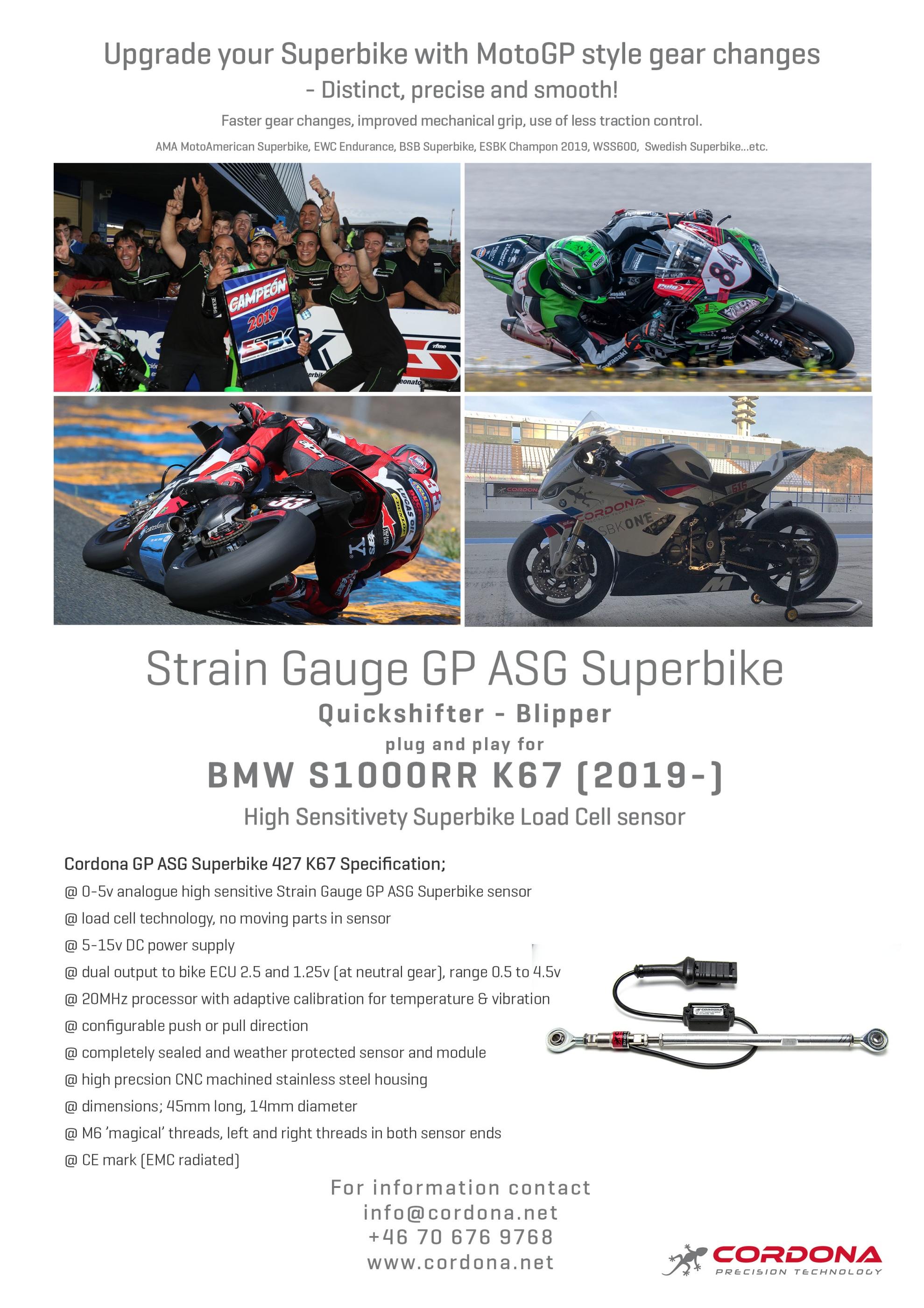 GP ASG Superbike 427 S1000RR K67