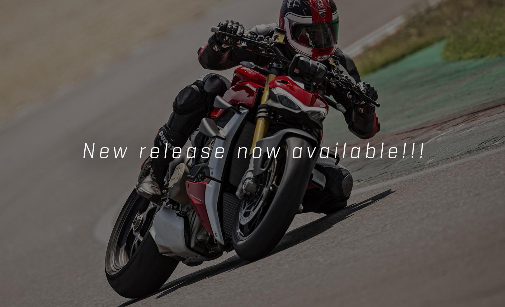 Ducati Streetfighter V4 available
