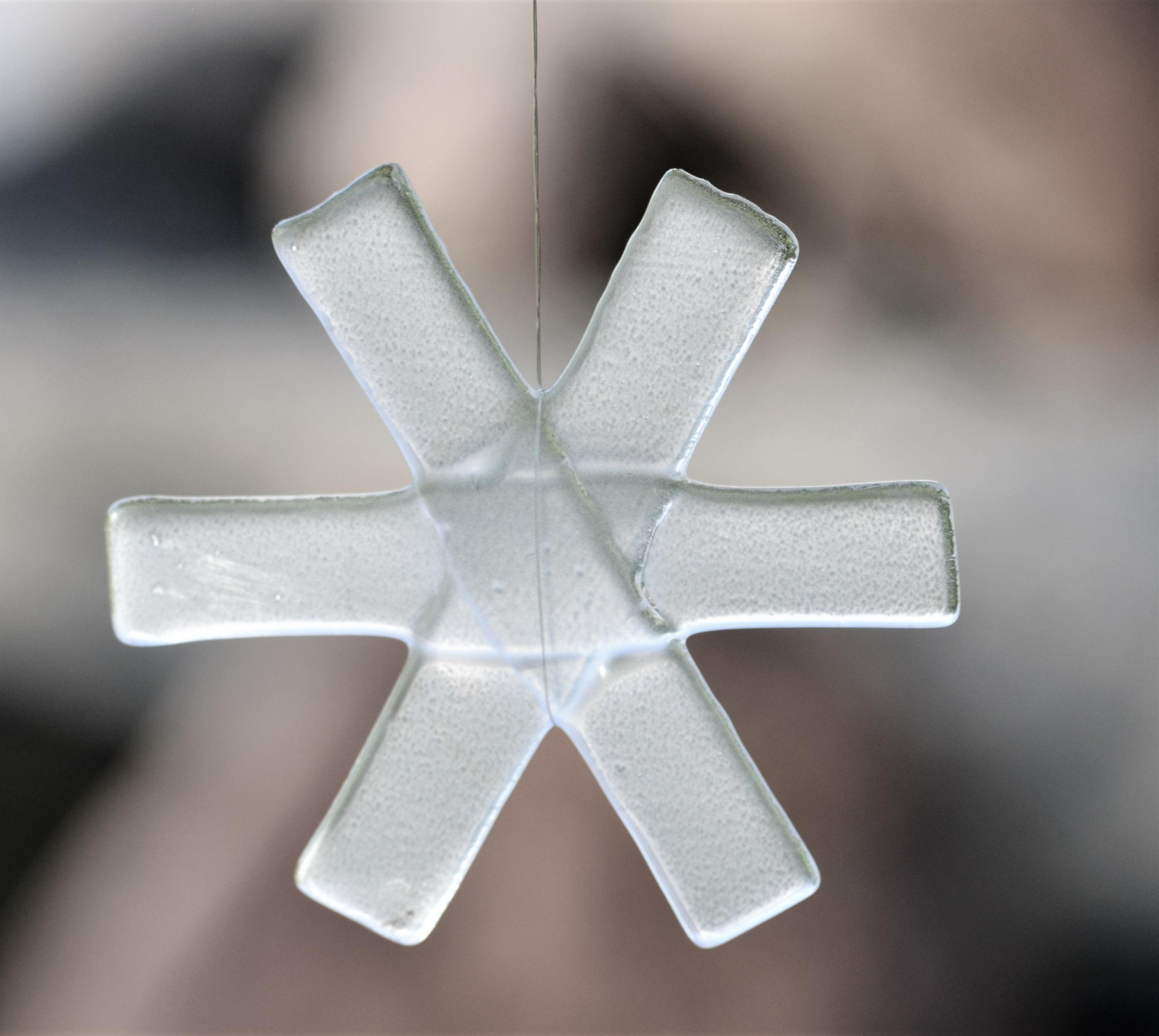 Snöstjärna frost