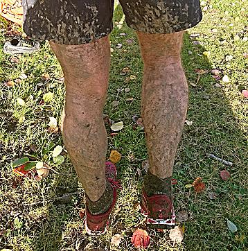 Mycket lera var det....