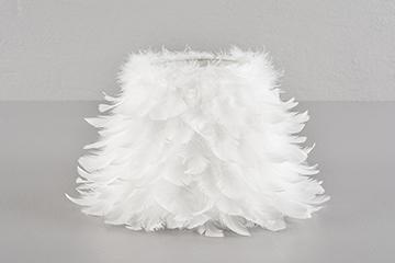 Lampskärm Fjädrar -