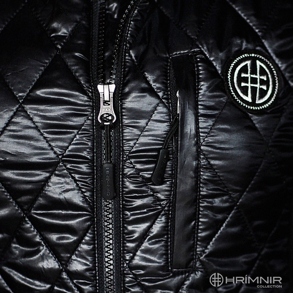 Hrímnir Tinna jacket close-up