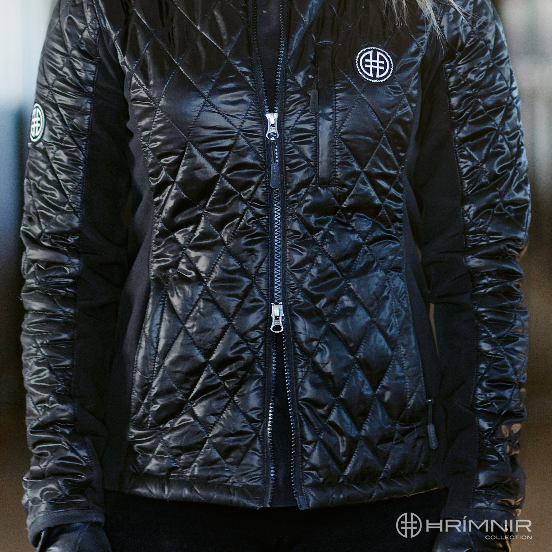 4348zipperstinna jacket from Hrímnir