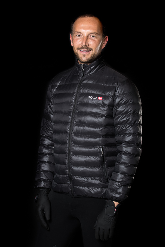 Eques Male jacket