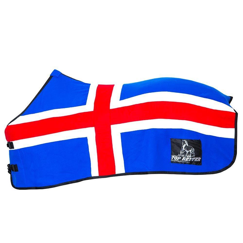TOPR REITER fleecetäcke Iceland DE-FLE-ISL