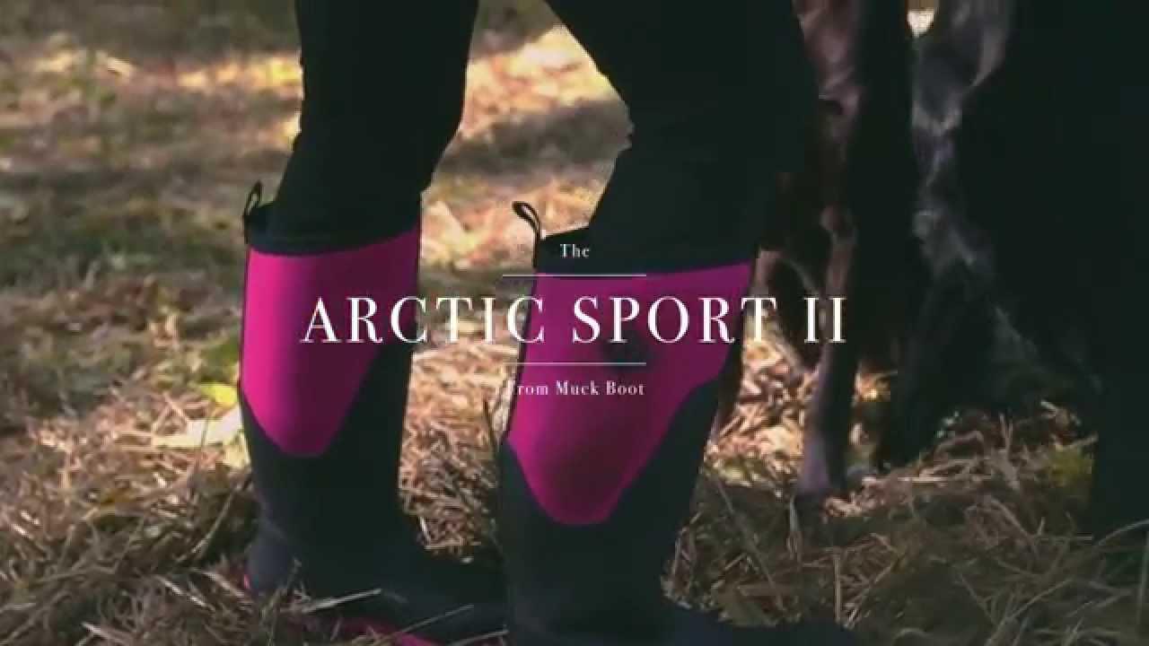 Muck boot Arctic sport II miljö