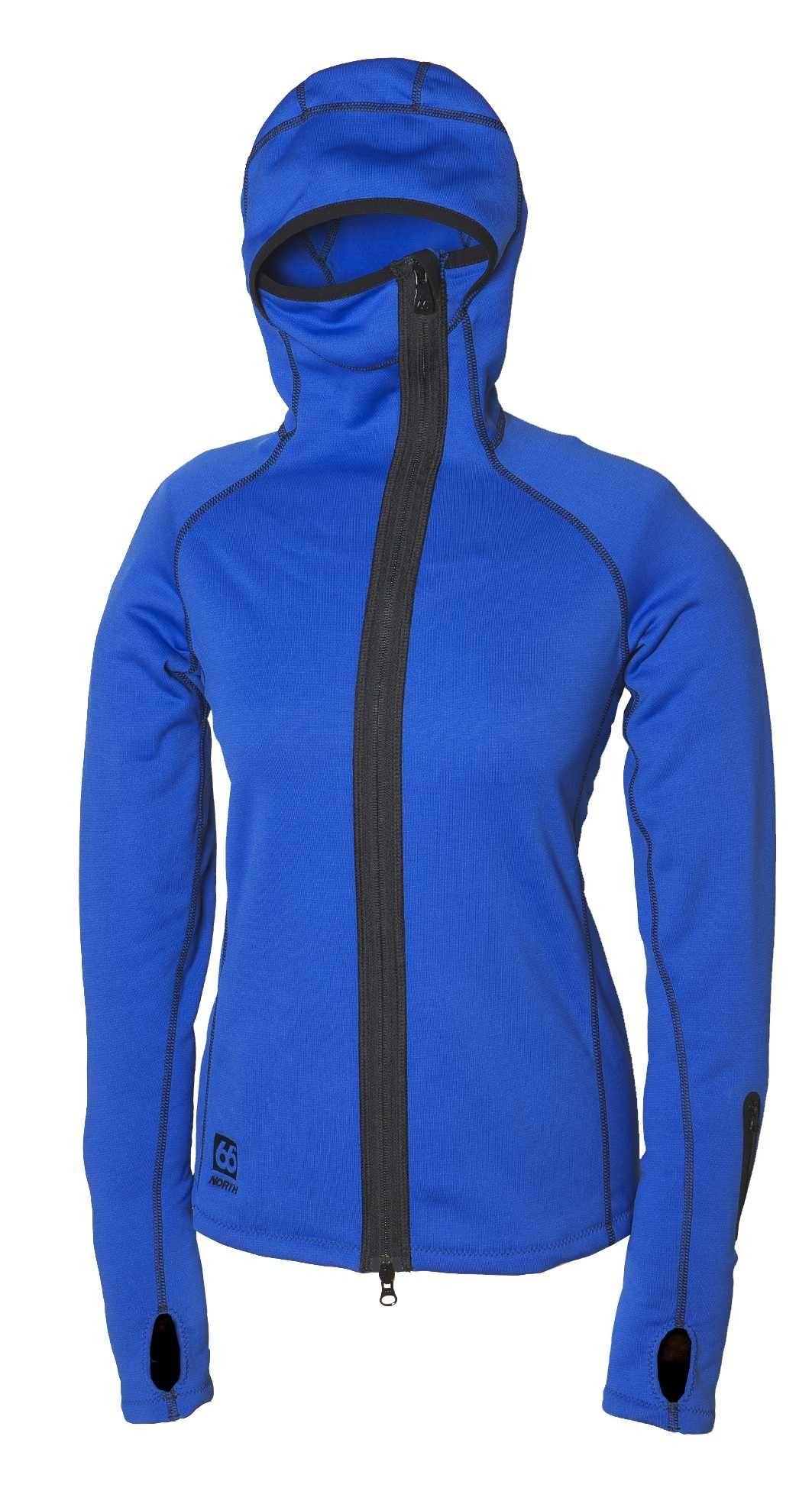 66North Vik Wind pro jacket blue