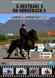 DVD On Horseback 3 med Eyjólfur Isólfsson