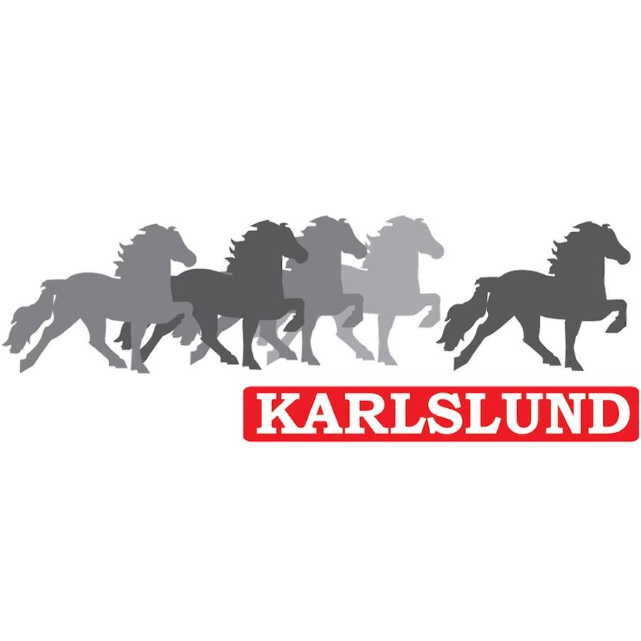 Karlslund logo icelandic horses