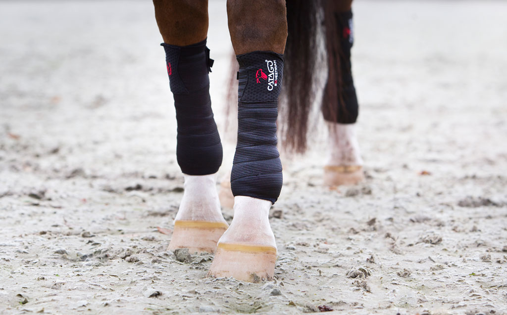 catago-fir-tech-healing-elastiska-bandage-svart