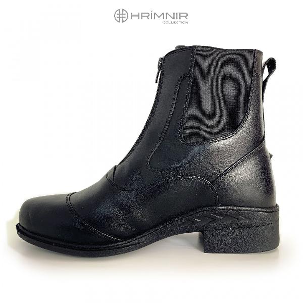 Hrímnir zipper jodhpur boots