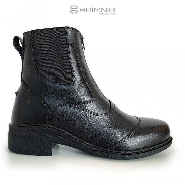 Hrímnir zipper jodhpur boots(3)