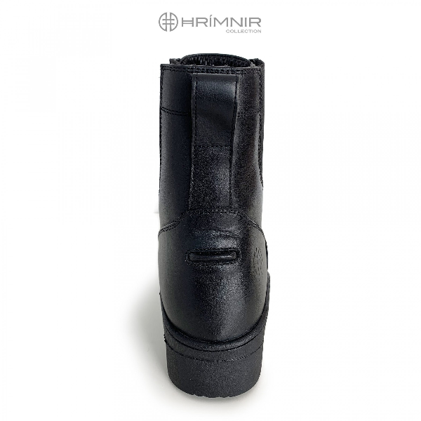 Hrímnir zipper jodhpur boots(1)