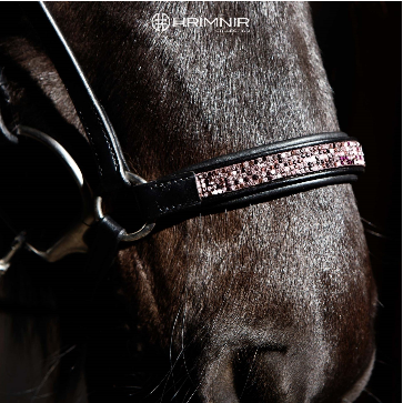 Hrímnir Drop Noseband Sunset Rosa