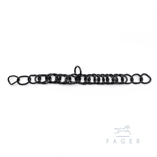 FAGER BITS curb chain black