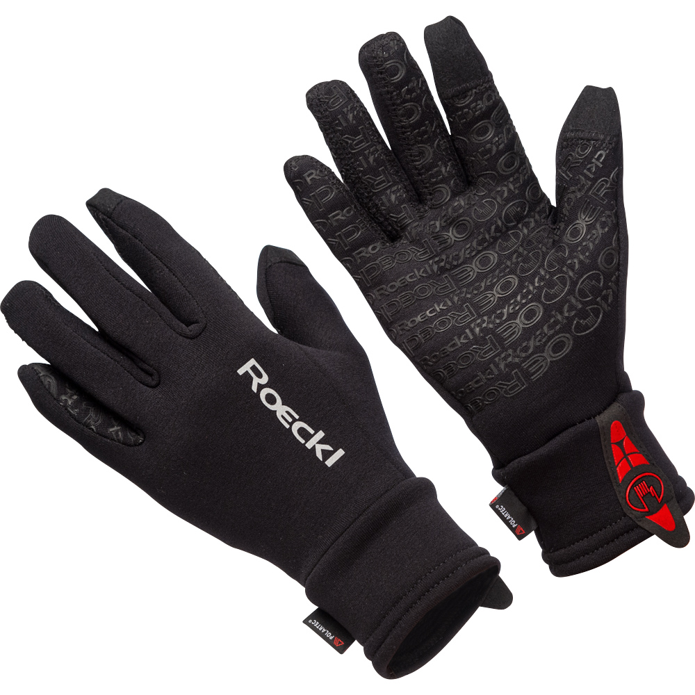 ROECKL Weldon Polartec Power Stretch Pro Touchscreen riding gloves