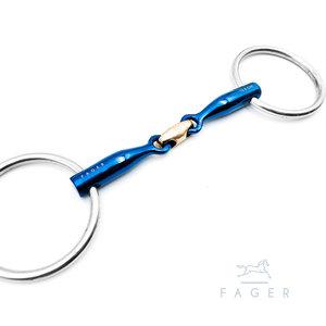 Fagers Titanium Front Lock Loose Rings Bit - OSCAR
