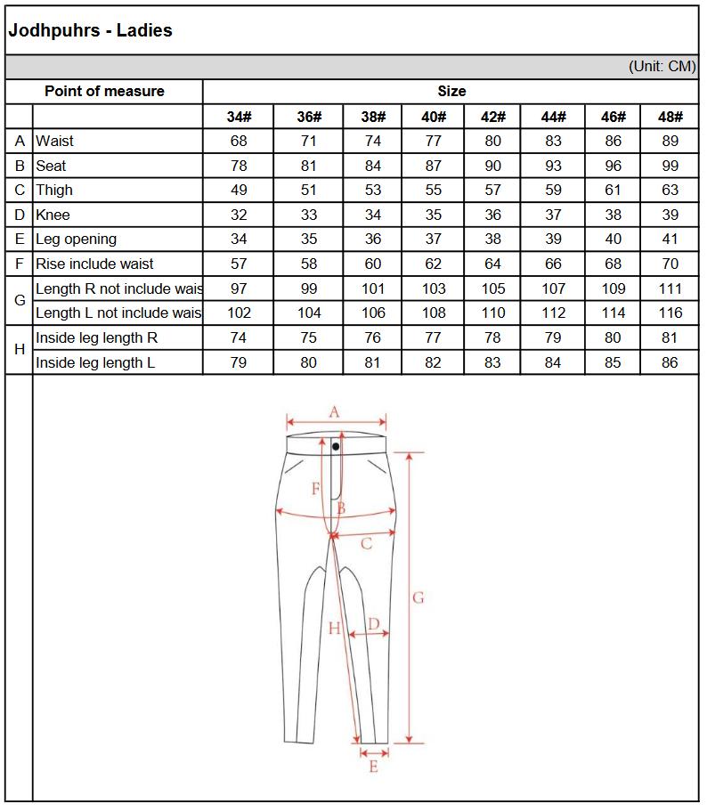 EQUESJodhpurs-size-chart-Ladies