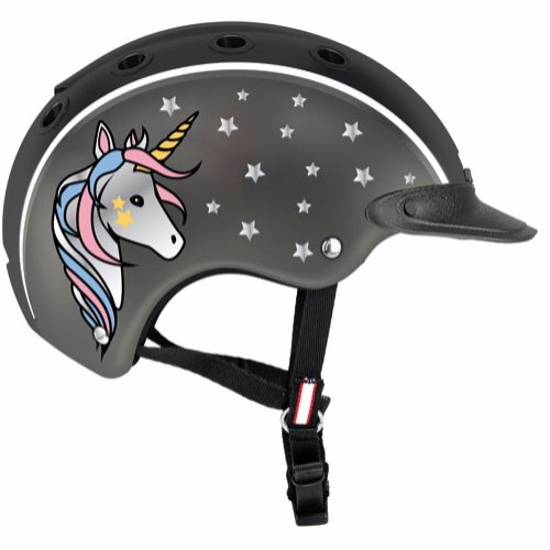 Casco_Nori_ junior with pink horse78061437xs