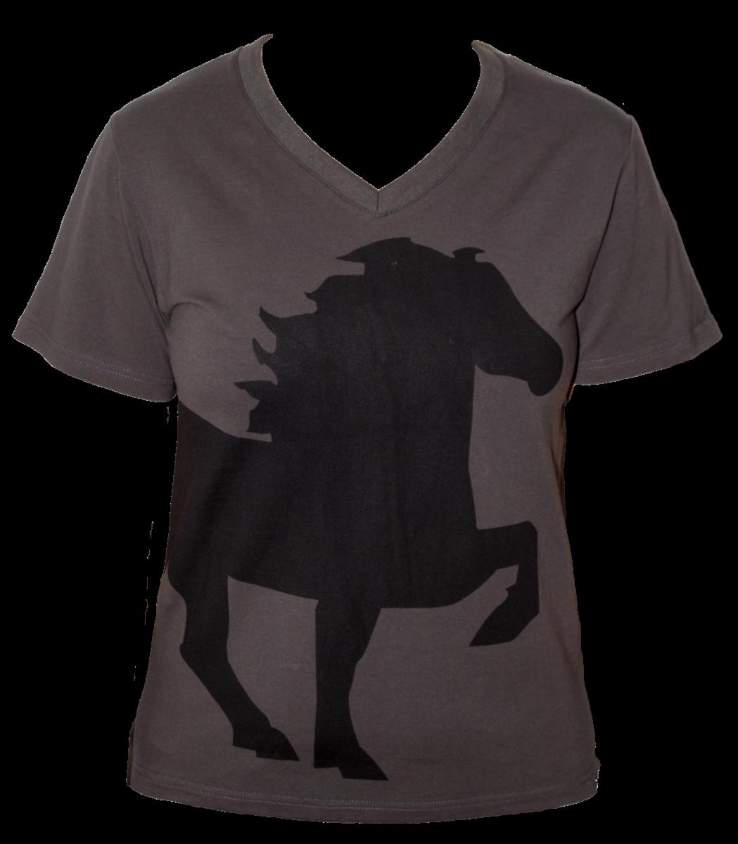 karlslund t-shirt k546-gra