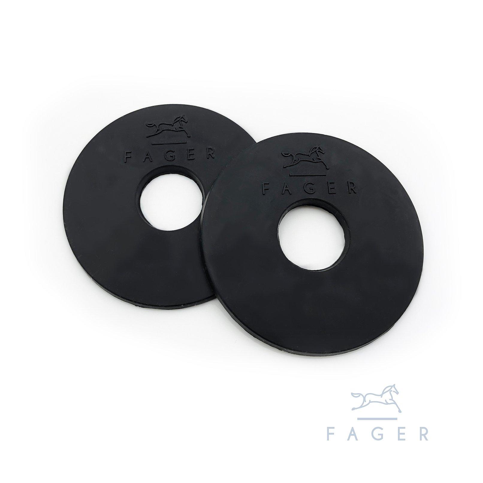 fager bit guard black