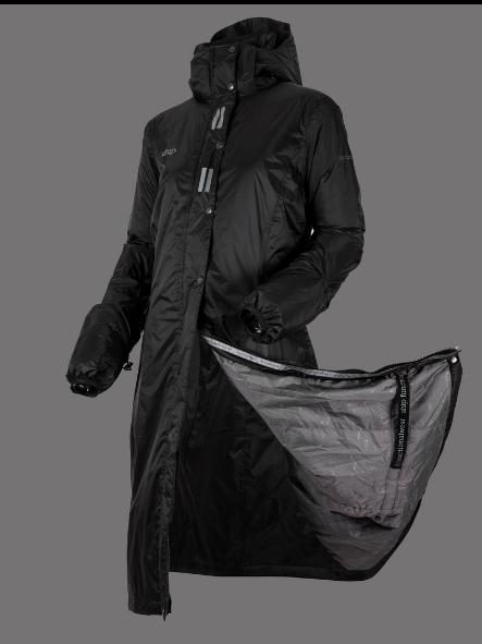Regular Sport Coat Jet Black (2)