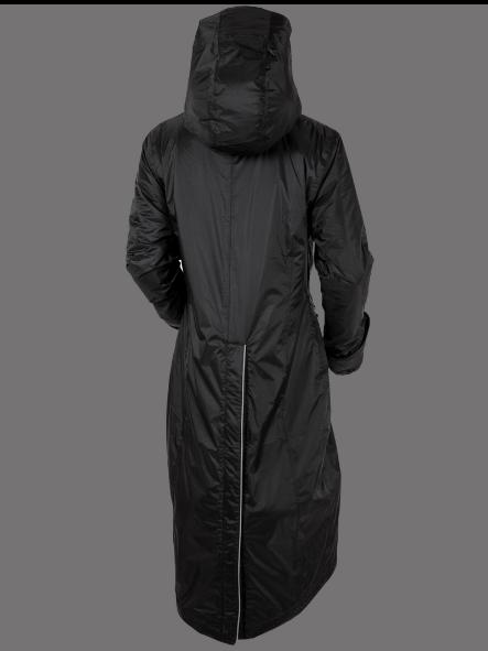 Regular Sport Coat Jet Black (4)