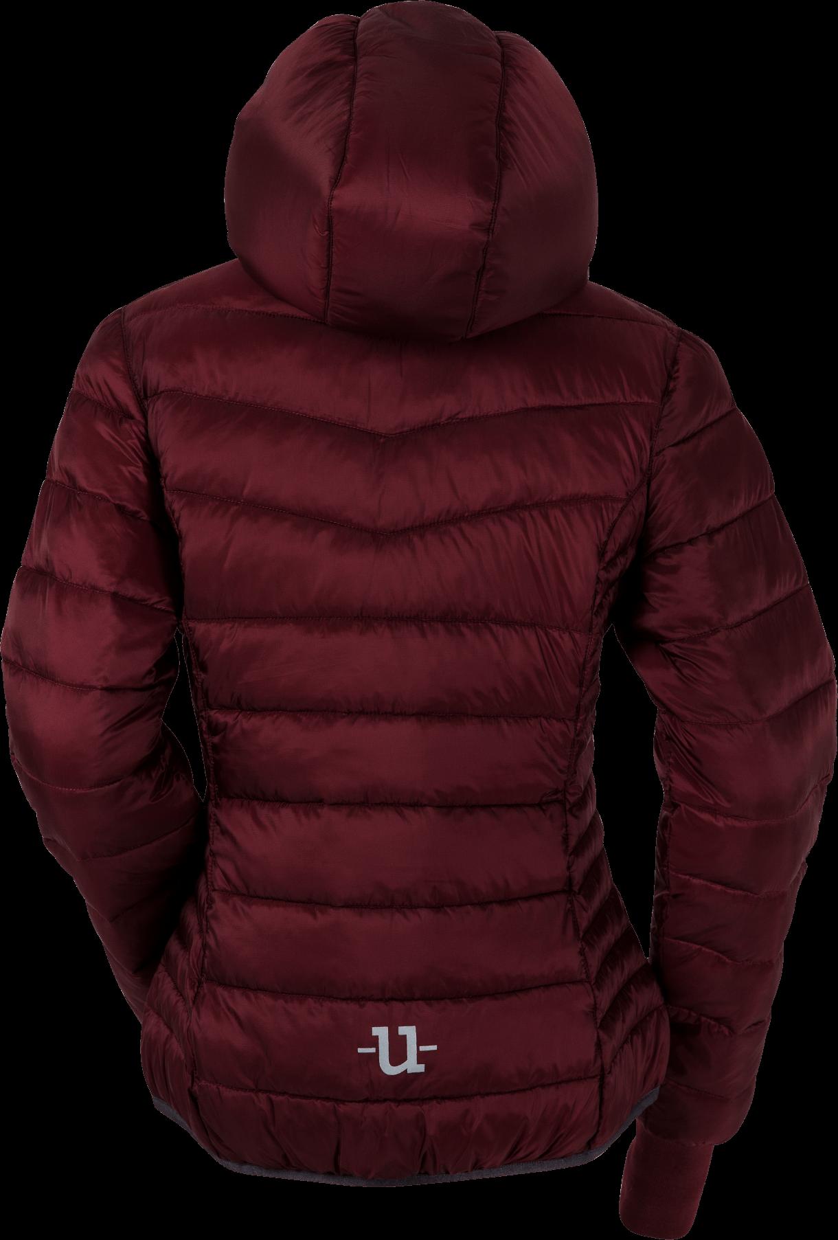 UHIP Jacket 365+ Zinfandel Red2