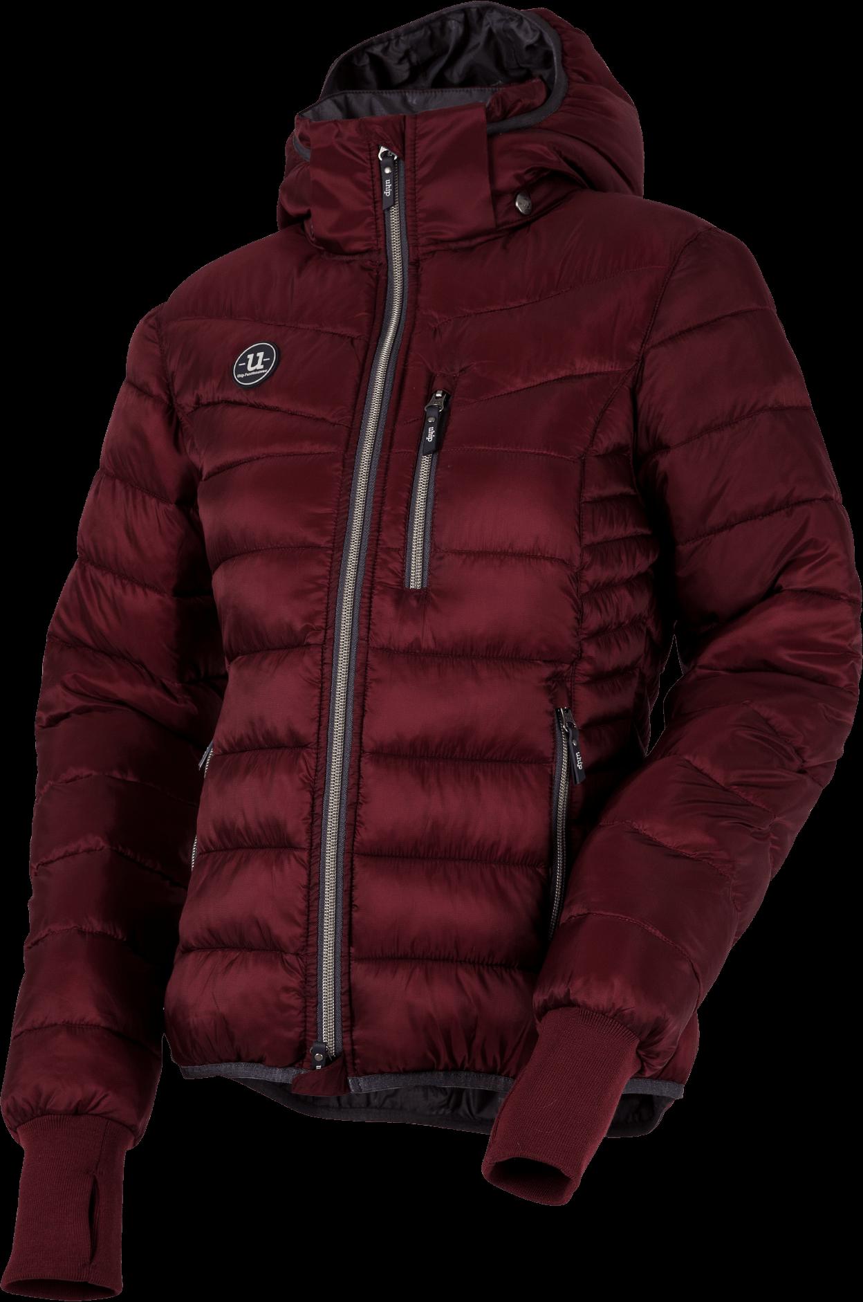 UHIP Jacket 365+ Zinfandel Red3