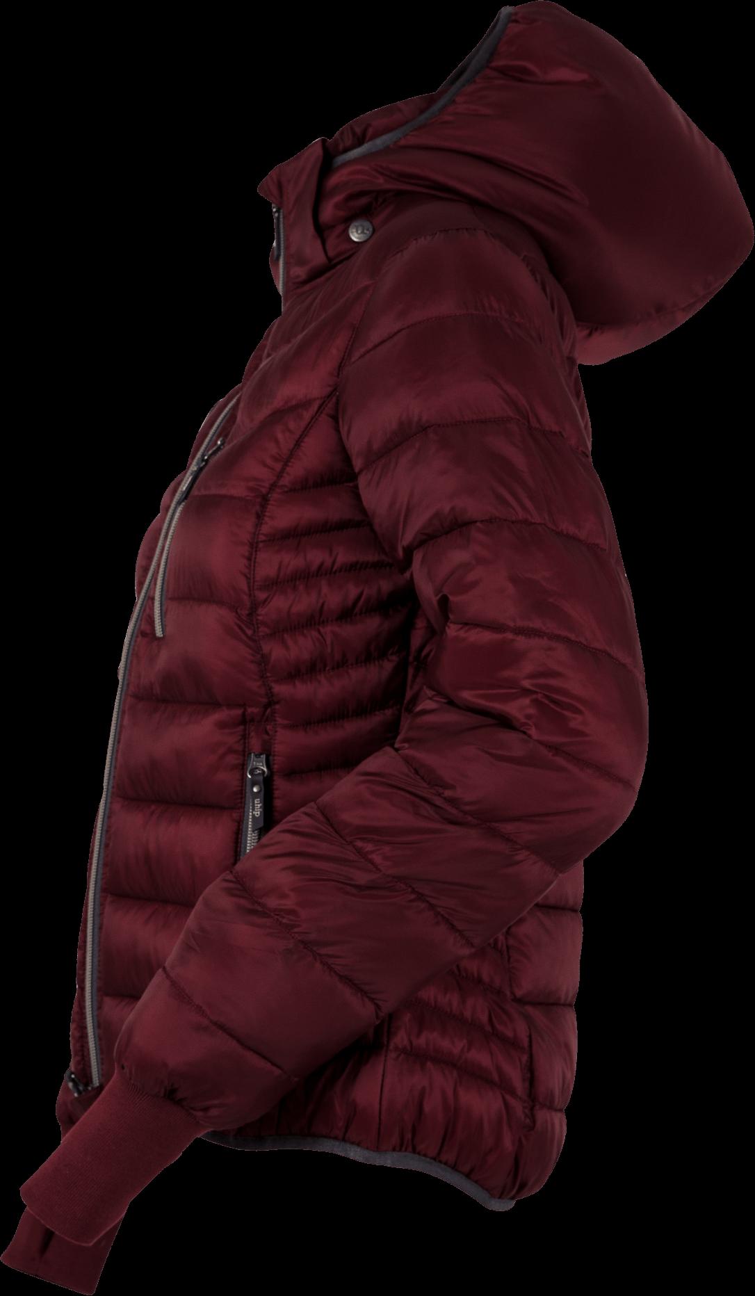UHIP Jacket 365+ Zinfandel Red4
