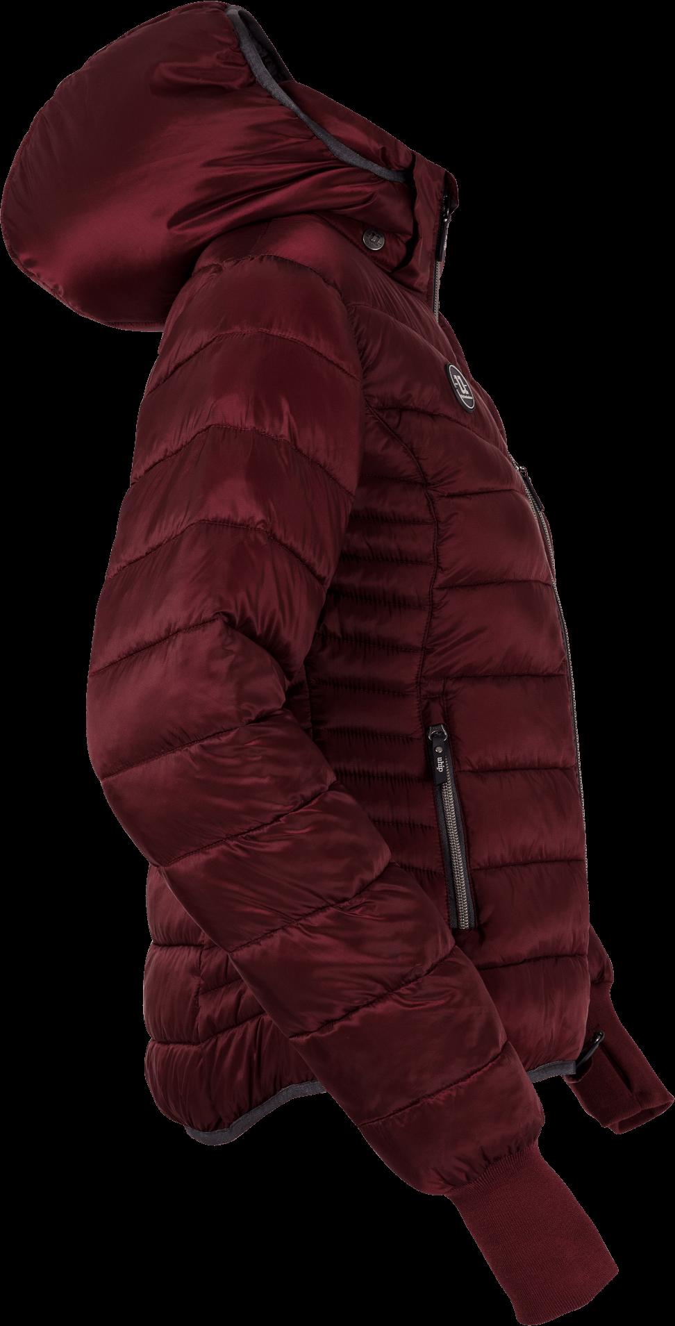 UHIP Jacket 365+ Zinfandel Red5