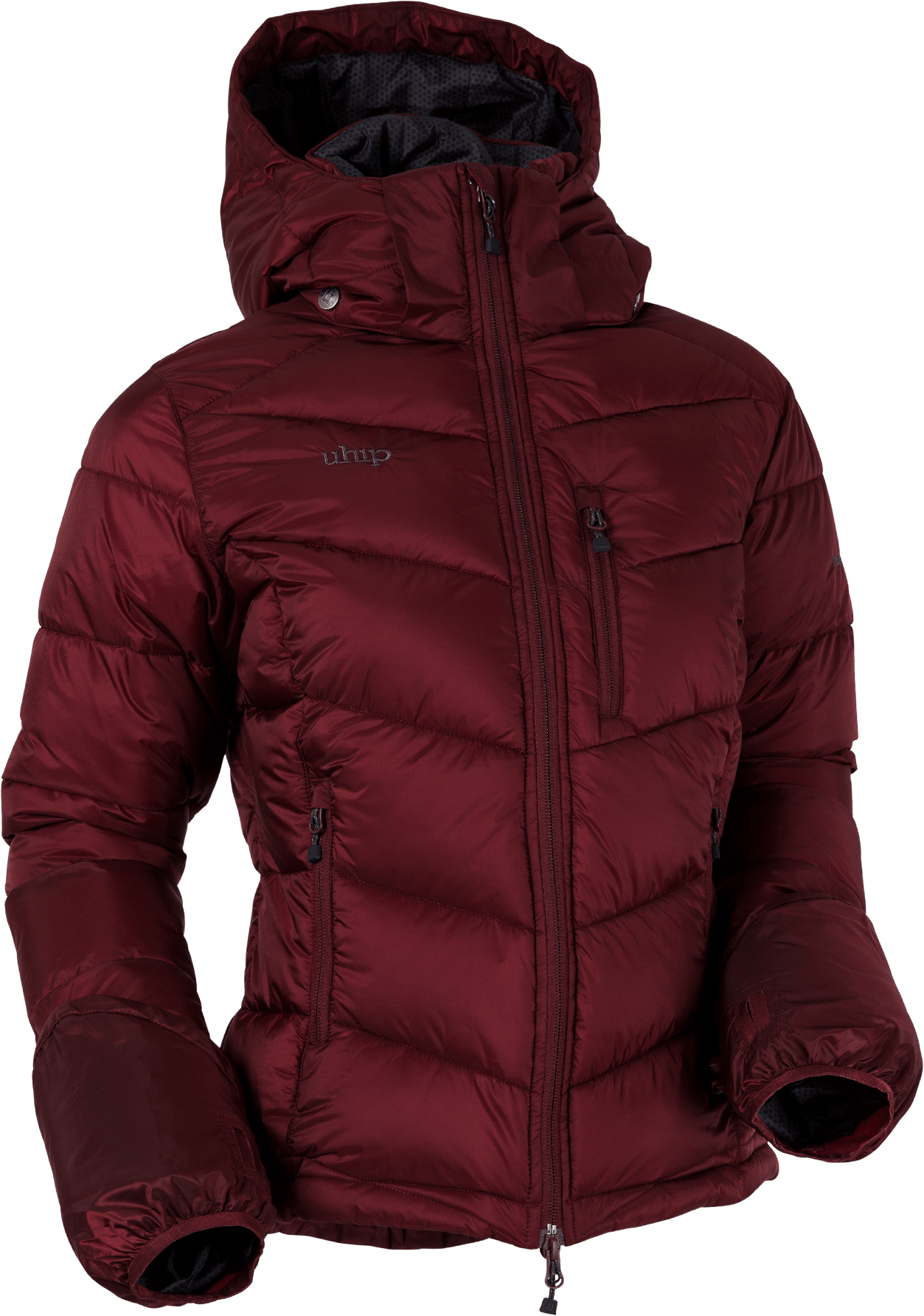 UHIP Jacket Nordic Zinfandel Red