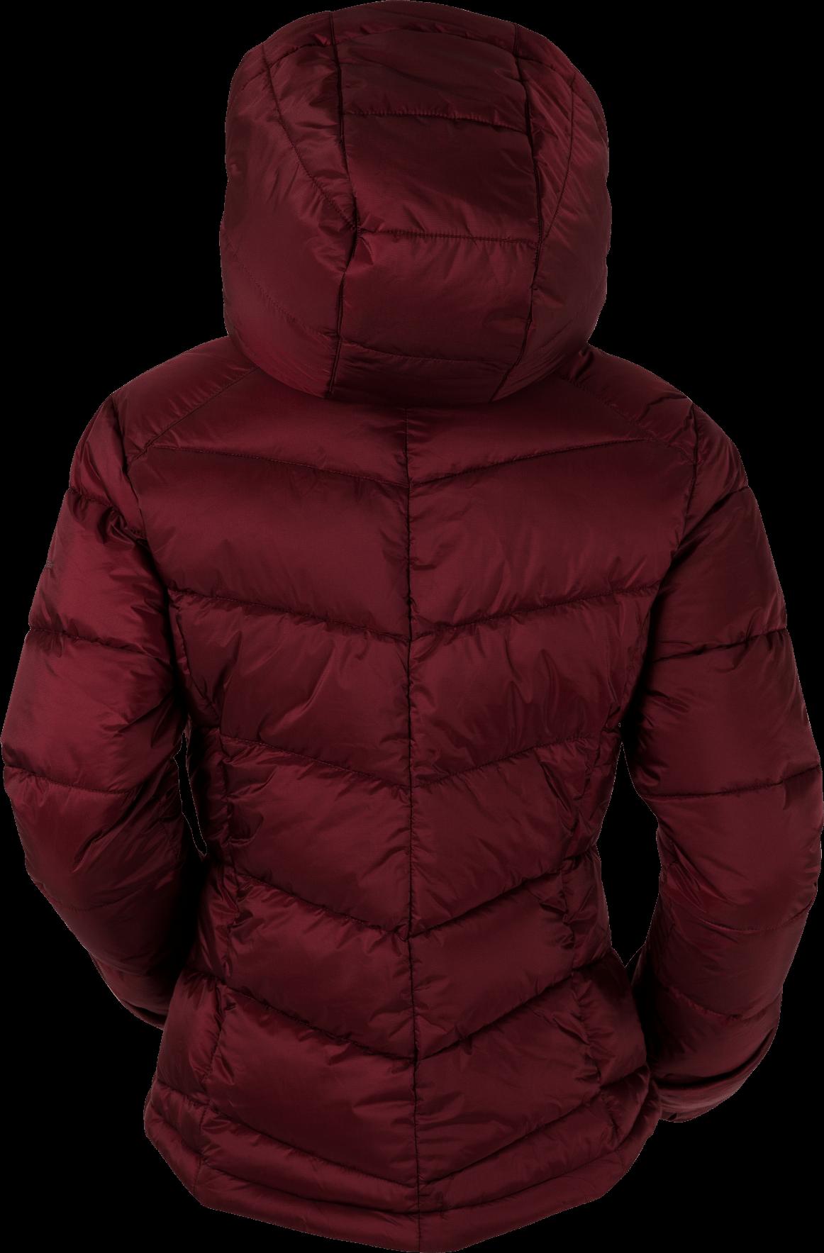 UHIP Jacket Nordic Zinfandel Red2
