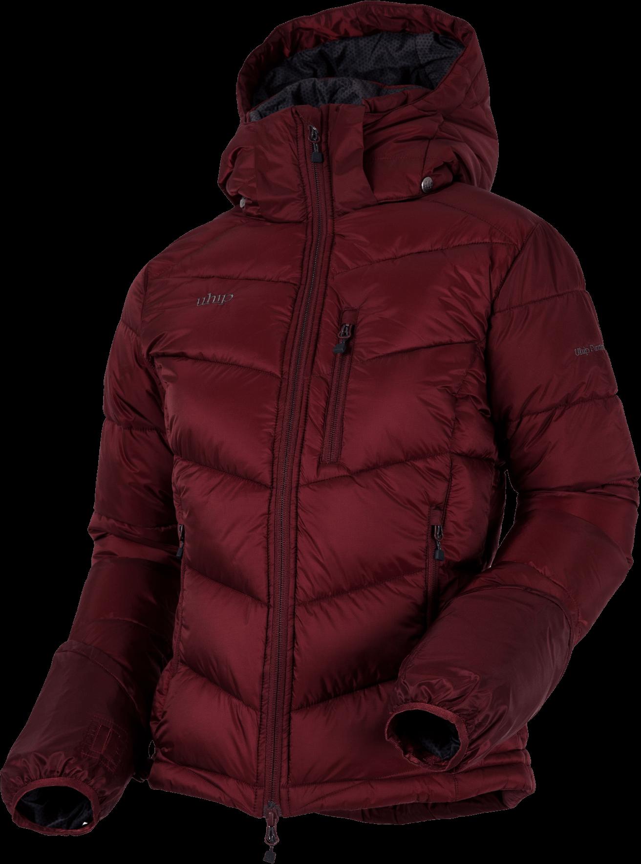 UHIP Jacket Nordic Zinfandel Red3