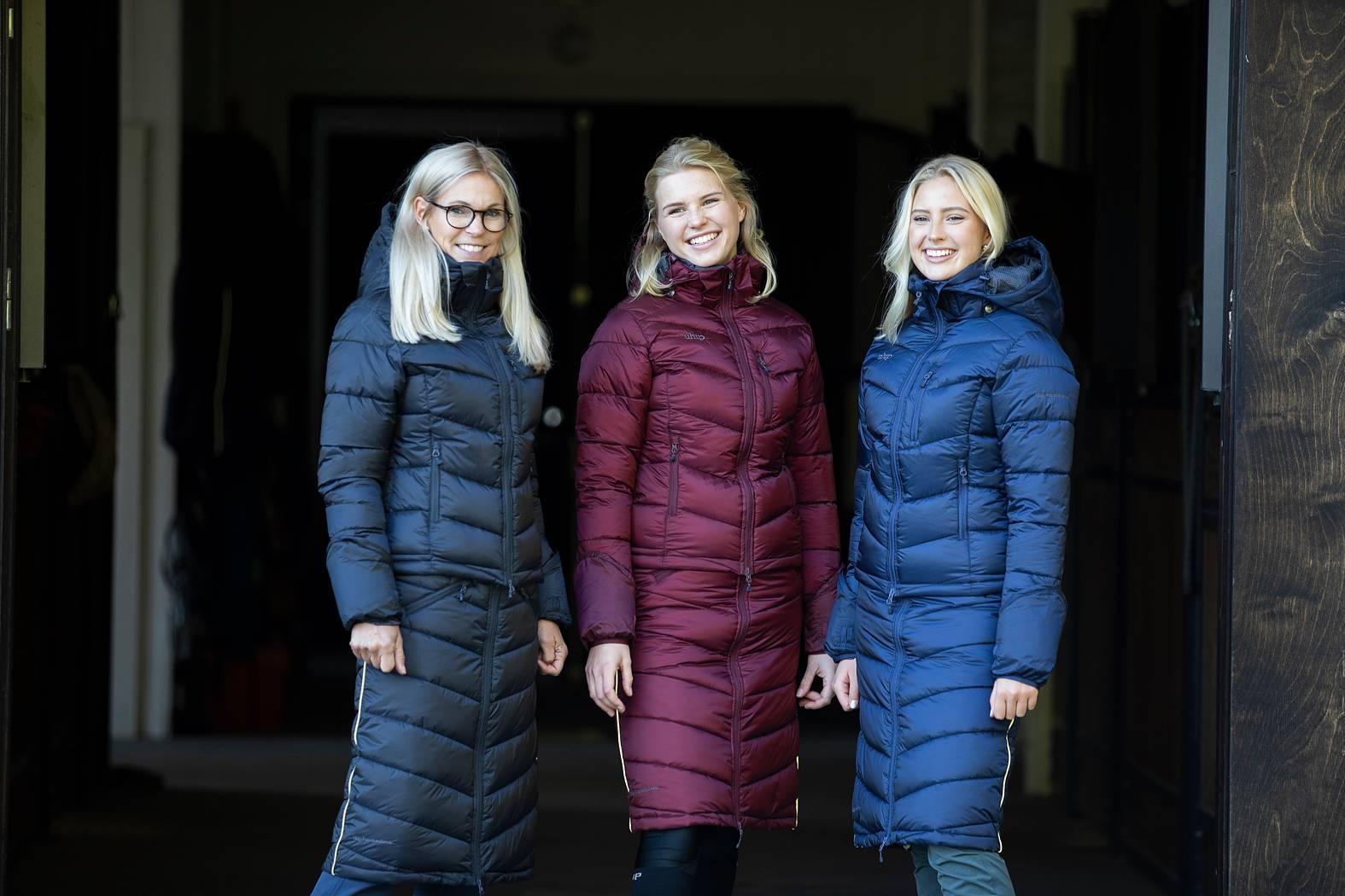 UHIP Jacket Nordic models