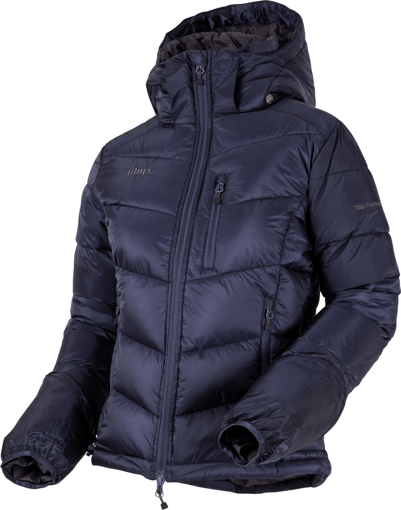 UHIP Jacket Nordic Mood Indigo Blue2