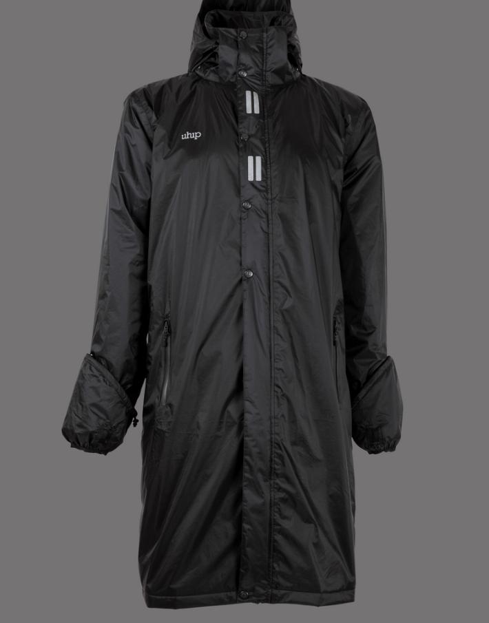Uhip_Men´s Regular Sport Coat Jet Black (2)