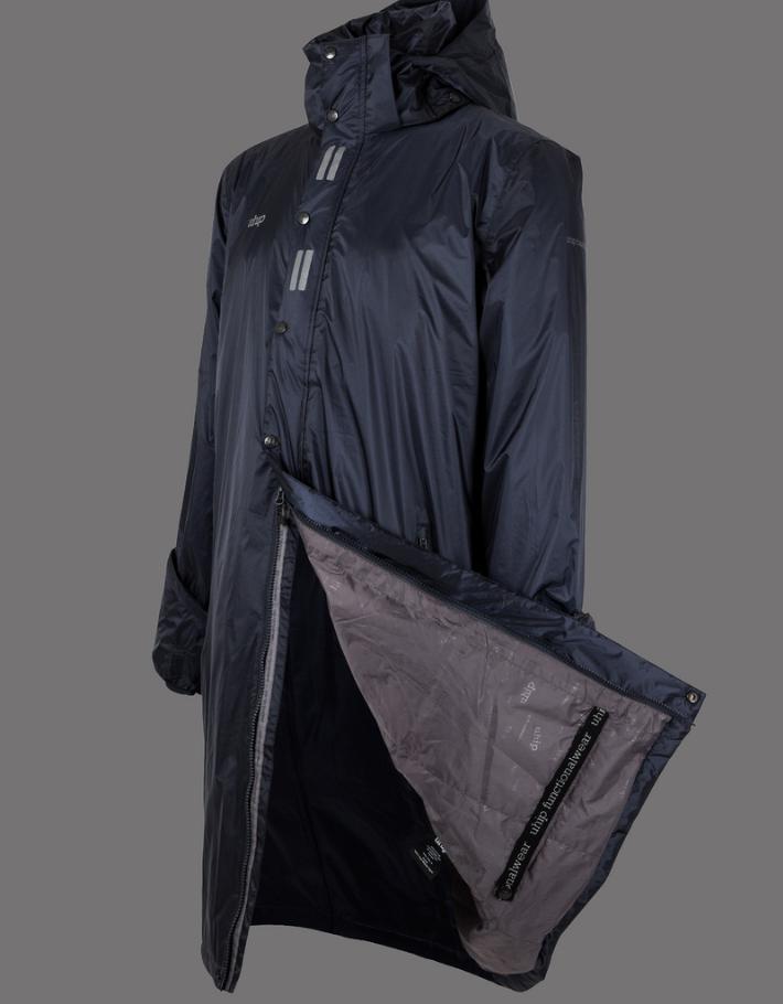 UHIP_ Men´s Regular Sport Coat Navy Blue(1)