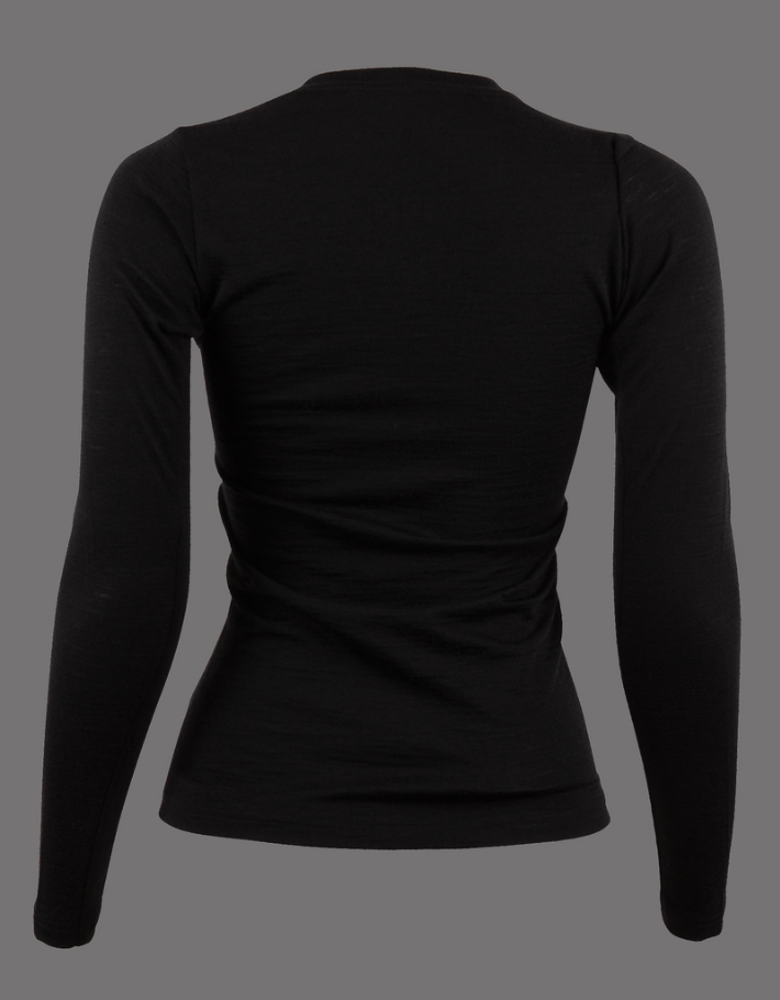 UHIP_Merino wool LS Top Black(2)